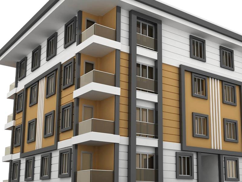 Mede yapı mimarlık