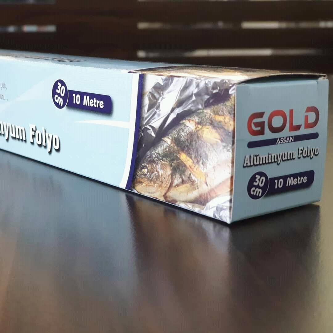 GOLD ASSAN PLASTİK AMBALAJ
