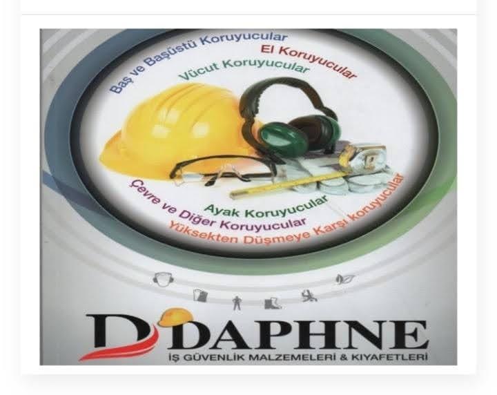 Daphne İş Güvenlik Ekipmanları