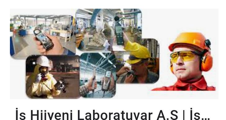 İş Hijyeni Laboratuvarı