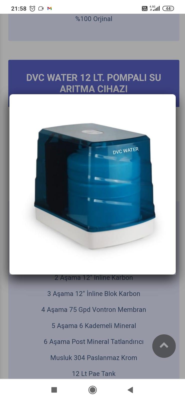 Ekc Su Arıtma Sistemleri logo