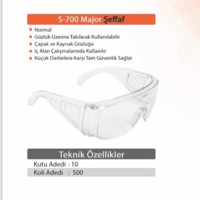 Baymax S-700 Koruyucu Özlük