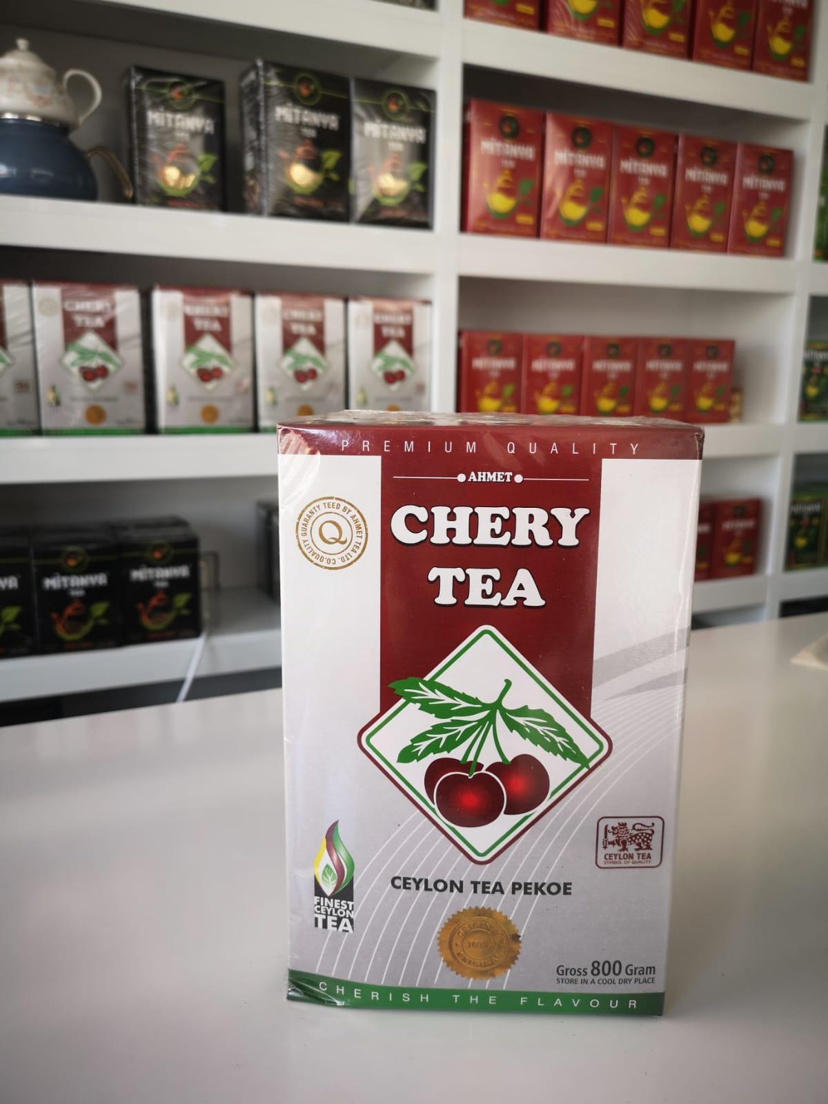 Ahmet Chery Tea Ceylon Tea Pekoe 400gr