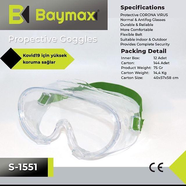 Baymax S-1551 Koruyucu Özlük