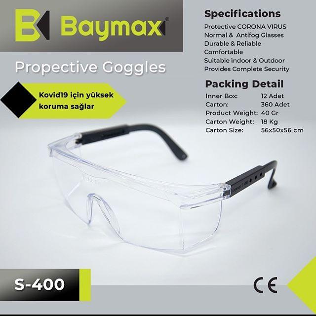 Baymax S-400 Koruyucu Özlük