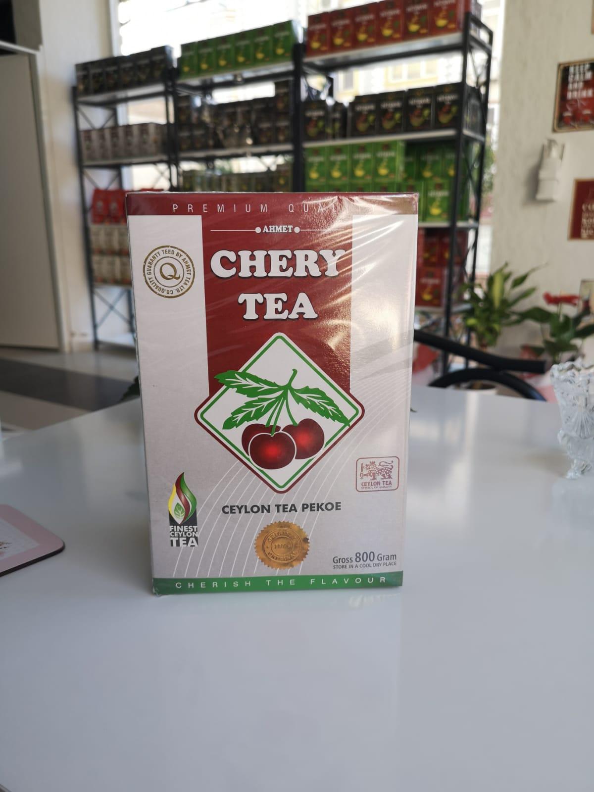 Ahmet Chery Tea Ceylon Tea Pekoe 800gr