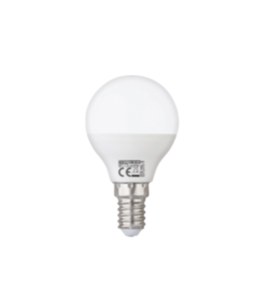 001-005-0004 / ELITE-4 / 4W 6400K E14 COOL WHITE LED BULB